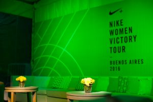 Nike Women Victory Tour - Stand