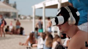 Samsung Truck Summer 2016 - realidad virtual